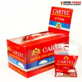 Cartel Tips Regular Box 8 мм 100 шт