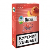 Табак для кальяна Персик (Nakhla New) 50гр Nakhla (Нахла)