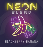 Neon Blackberry Banana (Ежевика и Банан)