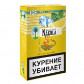 Табак для кальяна Лимон и Мята (Nakhla New) 50гр Nakhla (Нахла)