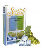 Табак для кальяна Виноград со льдом (Ice Grape) 50г Serbetli (Щербетли)