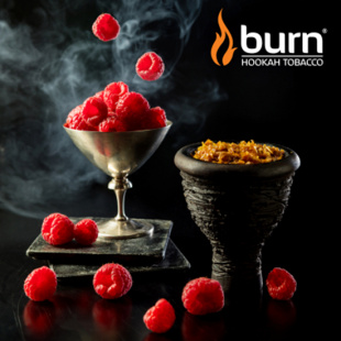 Купить Burn 100 гр - вкус Sweet Raspberries (Малина)