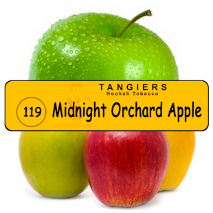 Tangiers Миднайт Орчад Эпл​ #119 (Midnight Orchard Apple)